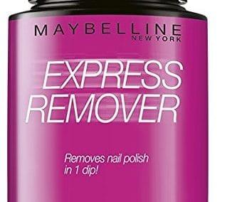 Gemey-Maybelline – Dissolvant Express sans acétone