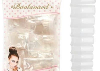 Sachet 500 capsules faux ongles naturels BOOLAVARD