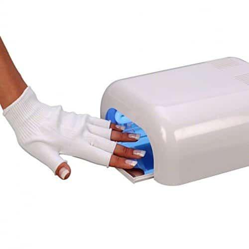 proteger doigt ultraviolet