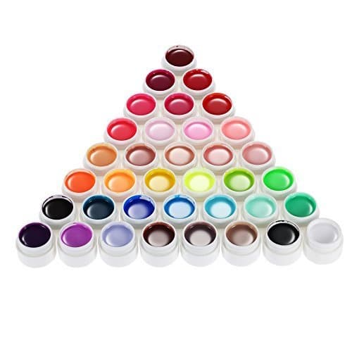 multicolor gel