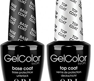 Gel Base & Top Coat OPI 15ml – 35,51 €