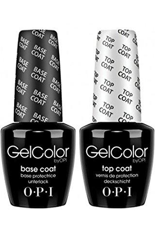 Gel Base & Top Coat OPI 15ml