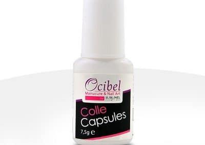 Colle Capsule Ocibel avec Pinceau 7,5 ml – 2,86 €