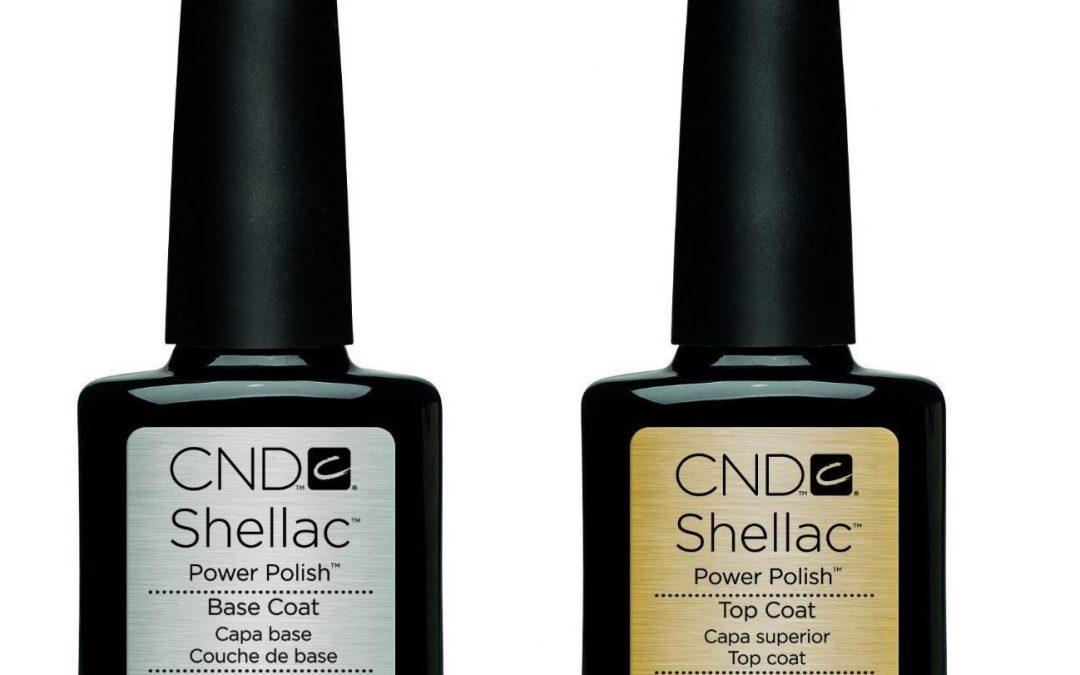 Base & Top Coat Schellac 7.3ml