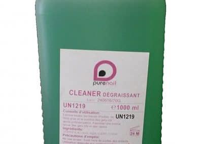Cleaner dégraissant 1L pour gel UV et faux ongles – 14,50 €