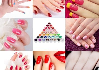 Gel UV Anself 36 Couleurs