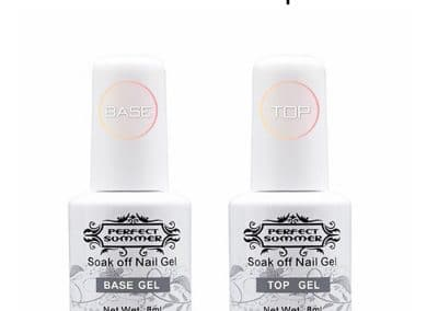 Perfect Summer Base et Top Coat – 6,99 €