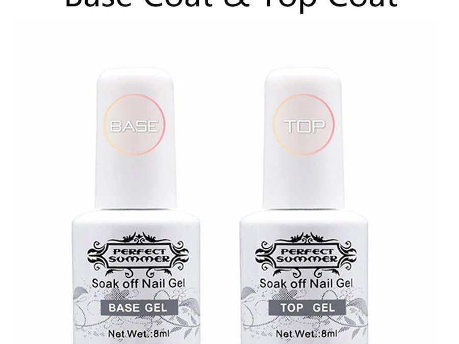 Perfect Summer Base et Top Coat