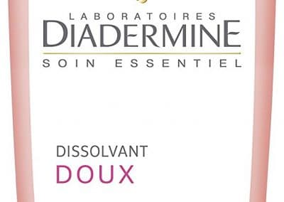 Diadermine Dissolvant Douceur sans acétone 125 ml