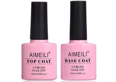 Base Coat & Top Coat Aimeili – 8,99 €