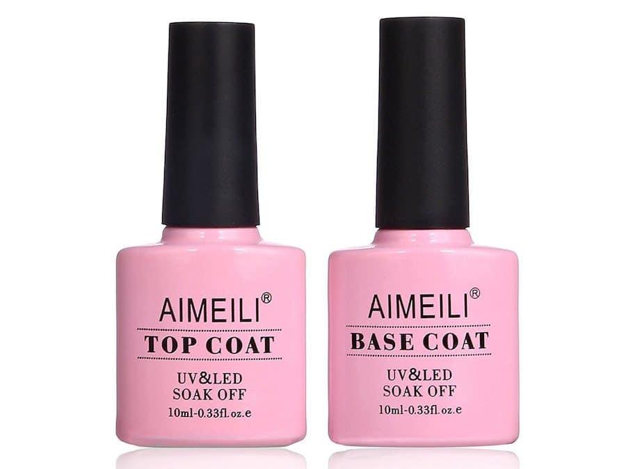 Base Coat & Top Coat Aimeili