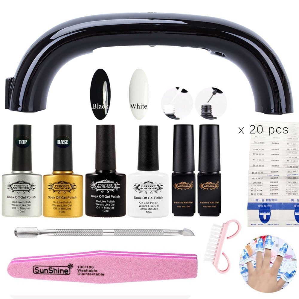 kit manucure perfect summer