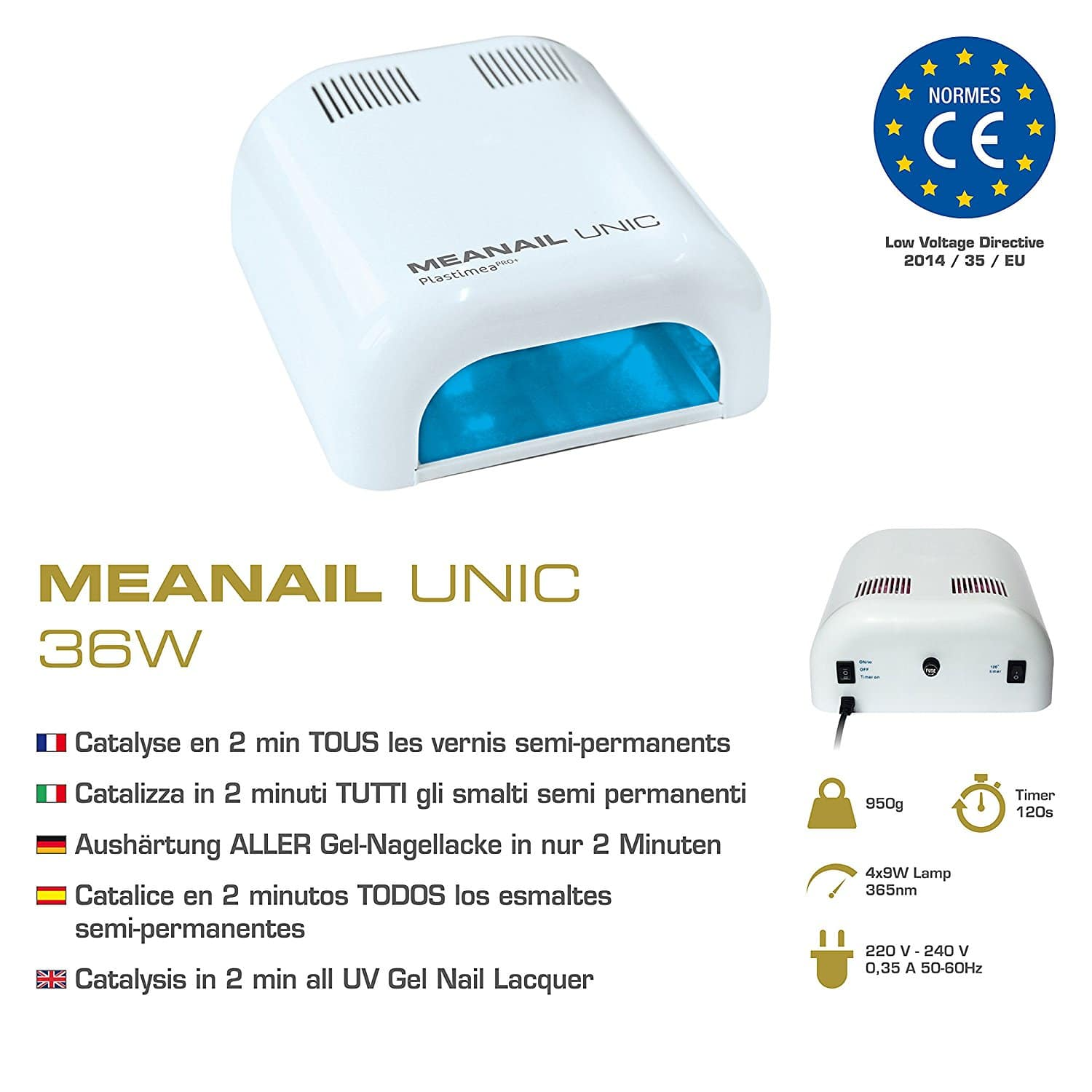 lampe uv meanail
