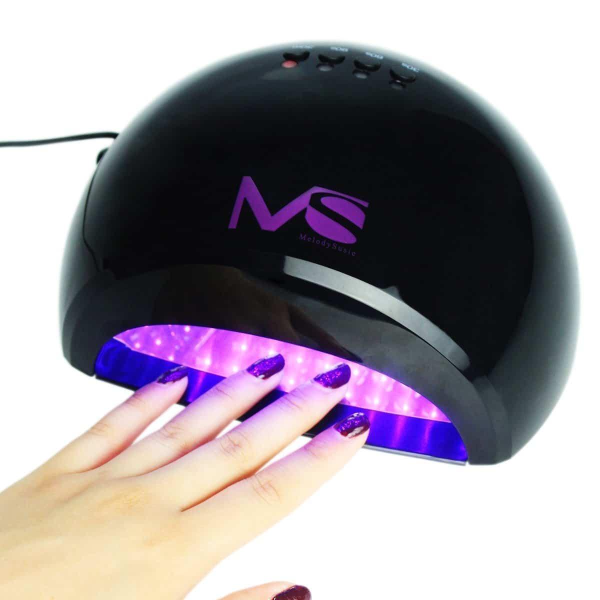 acheter la lampe led m lodysusie violetili mes petits ongles. Black Bedroom Furniture Sets. Home Design Ideas