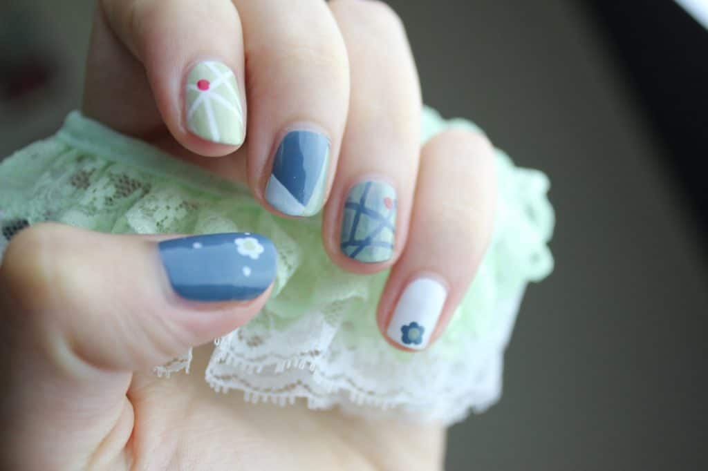 les ongles et le nail art