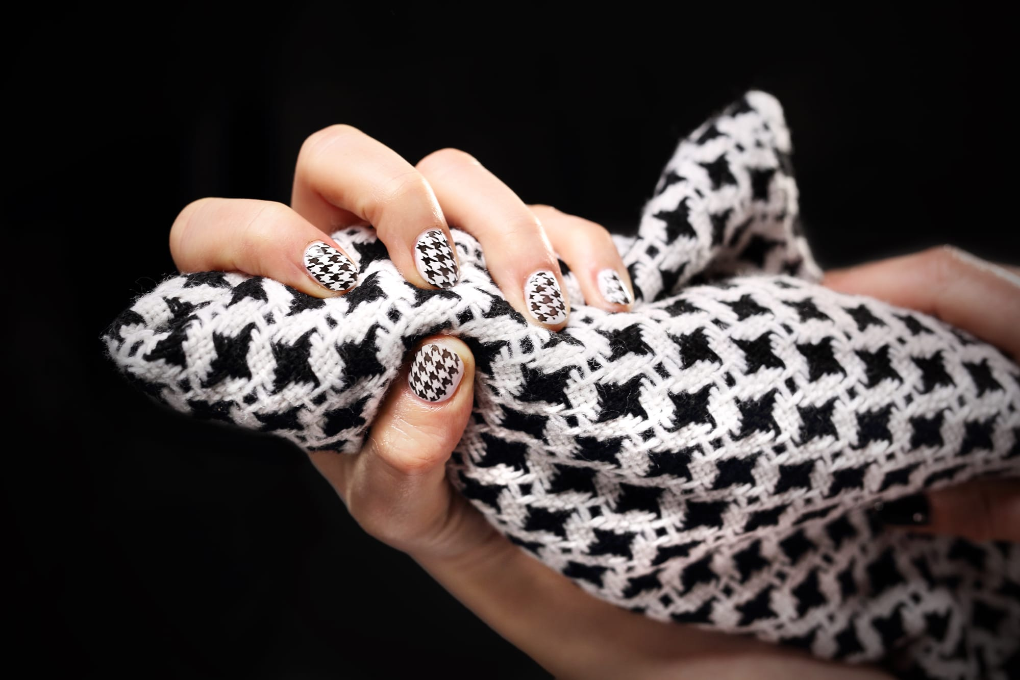 Les stickers pour ongles, nail art