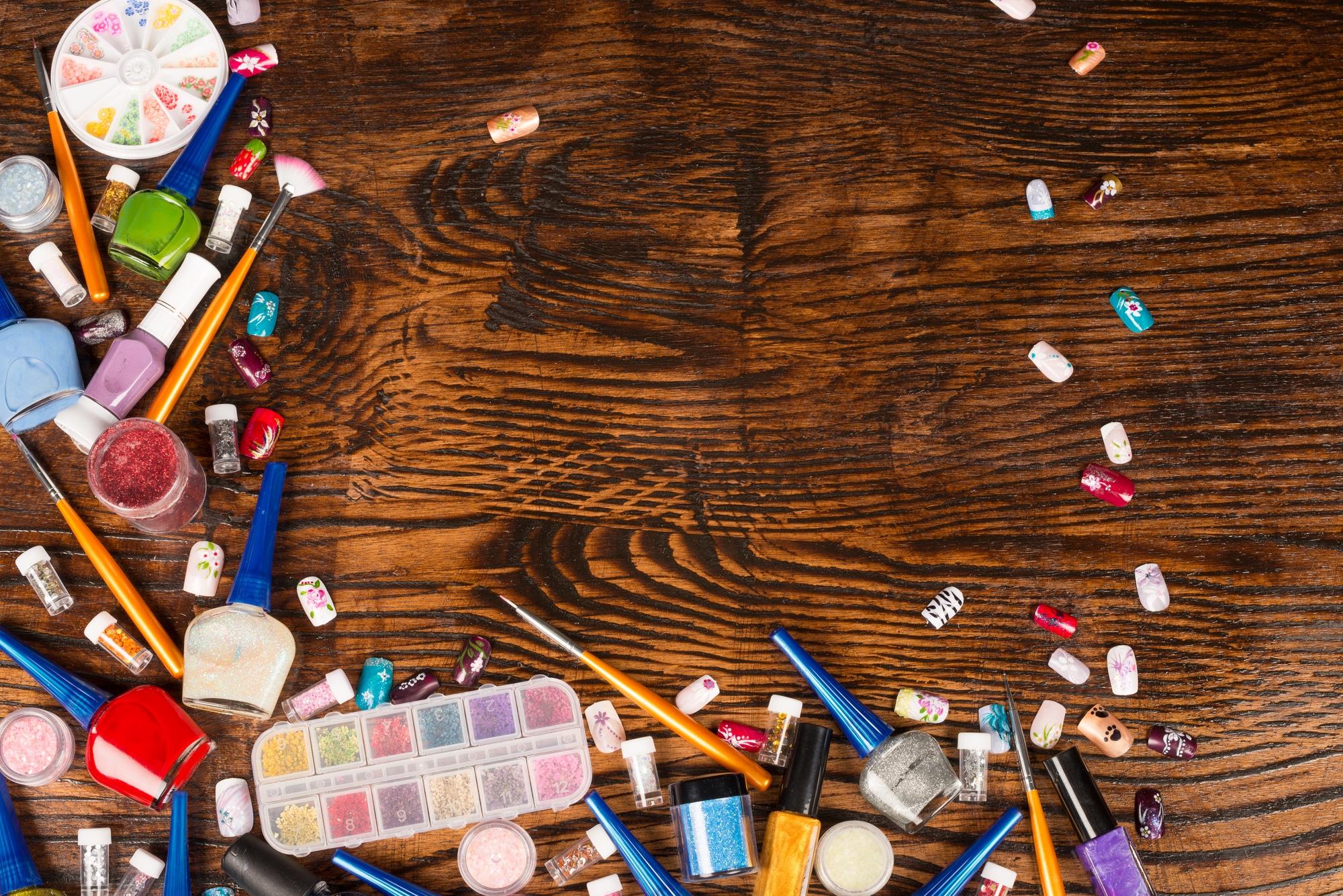 top 10 des kits nail art complets