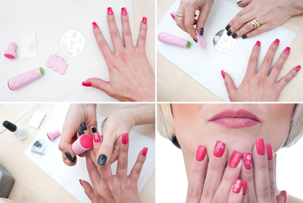 comment réussir son stamping sur ongles