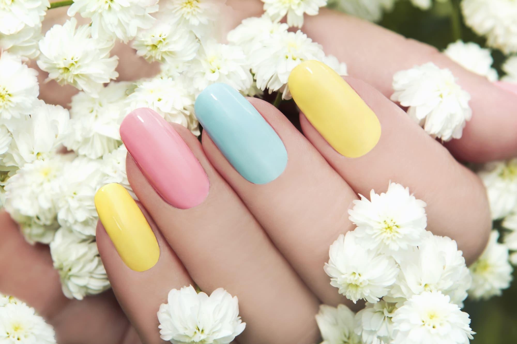 vernis à ongles Bio et naturels